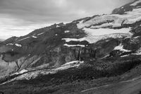 Mt. Rainier, waterfall