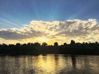 Snake River, Sunset