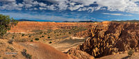 Cathedral Gorge SP