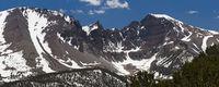 Great Basin NP, Jeff Davis Peak, Pinnacle Peak, Wheeler Peak