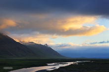 North Slope, Atigun River, Dalton Hiway, Brooks Range, Alaska