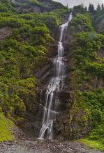 Bridal Veil Falls,Richardson Hiway,Keystone Canyon,Valdez,Alaska