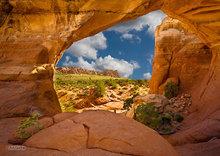 Broken Arch View