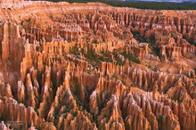 Bryce Canyon,Utah,hoodoo,Bryce Amphitheater