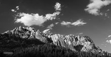 Castle Crags, granite, spires