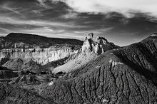 New Mexico,Ghost Ranch,Chimney Rock