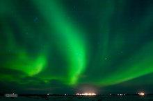 Churchill,Manitoba,Canada,aurora