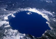 Crater Lake,blue