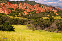 Colorado,Roxborough Park,Fountain Formation