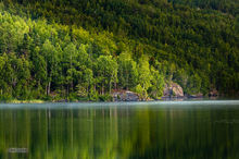 Hidden Lake,Skilak Wildlife Recreation Area,Kenai Wildlife Refuge,Kenai Peninsula,Alaska