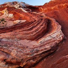 White Pocket,red rock,flow