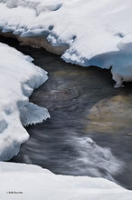Sun Mountain,Twisp River,ice