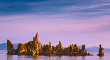 Mono Lake,sunrise,tufa