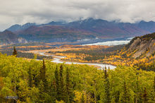 Matanuska Glacier,Glenn Hiway,Alaska