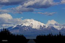 Mt. Drum,Wrangell-St. Elias NP,Glenn Hiway,Alaska