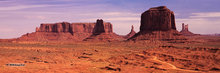 Monument Valley,morning,Merrick Butte,Big Indian,Castle Butte,Sentinel Mesa,West Mitten