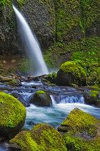 Columbia Gorge,Ponytail Falls