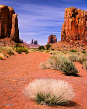 Monument Valley,North Window