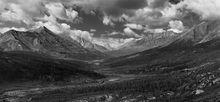 Tombstone Mt.,Tombstone Range,Cloudy Range,North Klondike River,Yukon