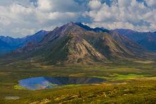 Mt. Boyle,Blackstone Range,Tombstone Terrritorial Park,Yukon,Canada,Dempster Hiway