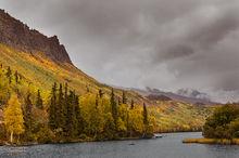 Chickaloon River,Alaskan Hiway,Glenn Hiway,Alaska