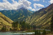 Salmon River, Nez Perce/Payette NF