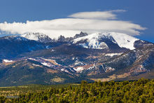 Great Basin NP, Mount Jeff Davis, Sacramento Pass