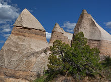 Kasha-Kituwe, Tent Rocks NM