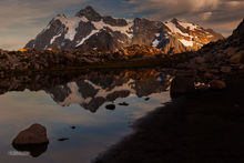 Mt. Baker - Snoqualmie NF, Artist's Point, Mt Shuksan