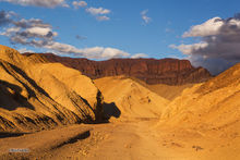 Death Valley, Golden Canyon