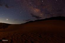 Death Valley, Mesquite Flat Sand Dunes, Amargosa Range
