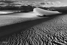 Death Valley NP, Mesqite Flat Sand Dunes, sunrise