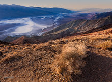 Death Valley, Dante's View, Bad Water