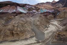 Death Valley, Artist's Pallette Drive
