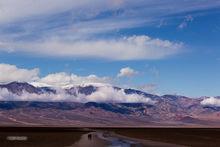 Death Valley, Bad Water Basin, Panamint Range