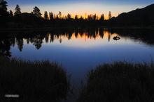 Sprague Lake, Rocky Mountain NP