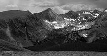 Rocky Mountain NP, Mounts Tera Tomah, Julian, Ida