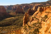 Colorado NM, Monument Canyon