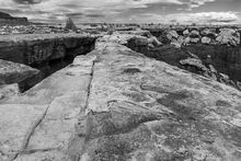 Musselman Bridge, White rim Trail, Island in the Sky, Canyonlands NP