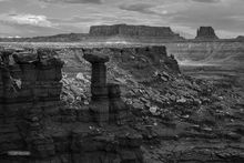 Island in the Sky, Canyonlands NP, White Rim Trail