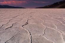 Badwater Salt Pan