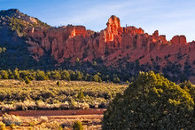 Red Canyon,Utah
