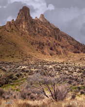 Saddle Rock, Wenatchee
