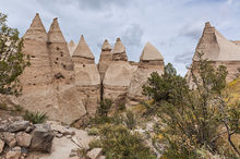Kasha-Katuwe Tent Rocks NM