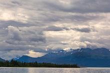 Upper Skilak Lake,Cooper Mountain,Skilak Wildlife Recreation Area,Kenai Wildlife Refuge,Kenai Peninsula,Alaska