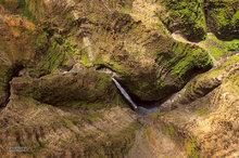 Waipoo Falls,Waimea Canyon,Kauai,textures