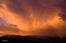 Owens Valley,morning,sunrise