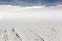 White Sands NM,razorbacks, dunes