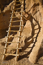 New Mexico,Bandelier NM,ladder,shadow