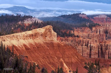 Bryce Canyon,Utah,hoodoo,Yovimpa Point